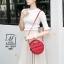กระเป๋าสะพายกระเป๋าถือ แฟชั่นนำเข้าดีไซน์สุดเก๋ส์ AX-12357-RED (สีแดง) thumbnail 5