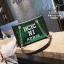 กระเป๋าแฟชั่นงานนำเข้าทรงยอดฮิตปักเลื่อมวิ๊บวับ MB18-01604-GRN (สีเขียว) thumbnail 2