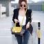 พร้อมส่ง กระเป๋าสะพายข้างผู้หญิง Mini Days Bag [สีเหลือง] thumbnail 2