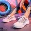 รองเท้าผ้าใบสีน้ำเงิน ST280-BLU thumbnail 4