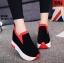 รองเท้าผ้าใบสีแดง ST1618-RED thumbnail 5