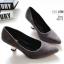 รองเท้าส้นสูงปราด้าสีเทา LB-10172-เทา thumbnail 2