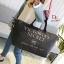 กระเป๋าแฟชั่นนำเข้า Style Victoria's secret BAI-201-BLK (สีดำ) thumbnail 5