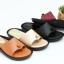 พร้อมส่ง รองเท้าแตะหูคีบ 86205-BLK [สีดำ] thumbnail 4