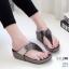 รองเท้าสุขภาพเสริมบุคลิกภาพสีเทา LB-317-1-เทา thumbnail 1