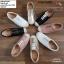 พร้อมส่ง รองเท้าผ้าใบสวม สไตล์ลิปออน D601003-BLK [สีดำ] thumbnail 3