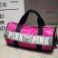 กระเป๋าแฟชั่นนำเข้า ด้านหน้าสกรีน PINK BAI-276-PNK (สีชมพู) thumbnail 1