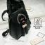 กระเป๋าสะพายเป้กระเป๋าถือ เป้แฟชั่นนำเข้าดีไซน์สุดน่ารัก AXI-A12315-BLK (สีดำ) thumbnail 1