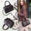กระเป๋าถือแฟชั่นนำเข้า Style Gucci DLB-0002-BLK (สีดำ) thumbnail 2