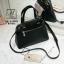 กระเป๋าสะพายกระเป๋าถือ นำเข้างานสวยเก๋ส์ แบรนด์ axixi AXI-A12385-BLK (สีดำ) thumbnail 5