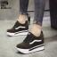 รองเท้าผ้าใบสีเขียว งานนำเข้า100% ST921-GRN thumbnail 2