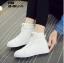รองเท้าผ้าใบสีดำ LB-ST03-BLK thumbnail 3
