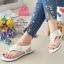 รองเท้าแตะลำลองรัดส้นสีขาว 992-31-ขาว thumbnail 2
