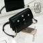 กระเป๋าสะพายกระเป๋าถือ แฟชั่นนำเข้าดีไซน์สุดชิคทรง box AX-12348-BLK (สีดำ) thumbnail 1