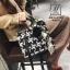 กระเป๋าสะพายกระเป๋าถือ แฟชั่นงานนำเข้าสไตล์แบรนด์ดังสุดหรู MB18-01301-BLK [สีดำ] thumbnail 1