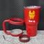 ชุดแก้วเยติ 30 ออนซ์ พื้นสีแดง หน้ากาก ไอรอนแมน thumbnail 1