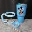 ชุดแก้วเยติ 30 ออนซ์ พื้นสีฟ้า ลายการ์ตูน มิกกี้เม้าส์เท้าคาง thumbnail 1