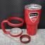 ชุดแก้วเยติ 30 ออนซ์ พื้นสีแดง โลโก้ Ducati thumbnail 1