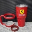 ชุดแก้วเยติ 30 ออนซ์ พื้นสีแดง โลโก้ Ferrari thumbnail 1