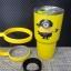 ชุดแก้วเยติ 30 ออนซ์ พื้นสีเหลือง ลายการ์ตูน มินเนี่ยน ถือดาบ thumbnail 1
