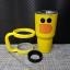 ชุดแก้วเยติ 30 ออนซ์ พื้นสีเหลือง ลายการ์ตูน เป็ดเหลือง thumbnail 1