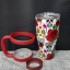 ชุดแก้วเยติ 30 ออนซ์ พื้นสีขาว ลายหัวกะโหลกและดอกกุหลาบ thumbnail 1