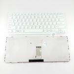 KEYBOARD SONY E Series/SVE14 สีขาว