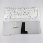 KEYBOARD TOSHIBA L640 สีขาว