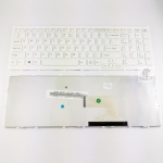 KEYBOARD SONY PCG 71811W สีขาว