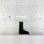 KEYBOARD TOSHIBA L840 สีขาว