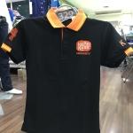 เสื้อโปโลส้มดำ 54 ปี KKU size 2XL (หญิง)