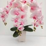 แจกันดอกไม้ประดิษฐ์ฟาแลน รหัส 3100
