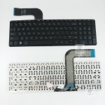 KEYBOARD HP/COMPAQ 15- P000 สีดำ