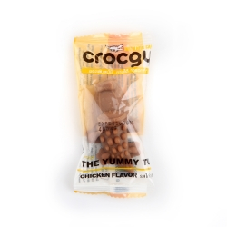 PET2GO ขนมขัดฟันสุนัข CROCGY รสไก่ 18g