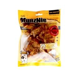 ขนมสุนัข MUNZNIE ไก่พันสับปะรด บรรจุ 100g