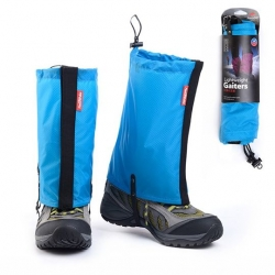Short Ultralight Silicone Snow Boot Gaiters
