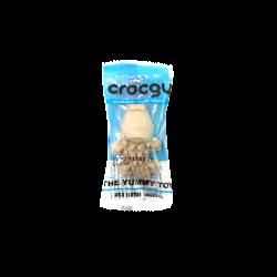 PET2GO ขนมขัดฟันสุนัข CROCGY รสนม 18g