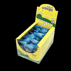 PET2GO ขนมขัดฟันสุนัข CROCGY รสนม 18g (33ตัว/กล่อง)