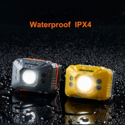 LED Headlight Waterproof/Rechargeable with Motion Sensor Activation