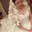 ชุดแต่งงาน ไหล่ปาด thumbnail 3