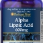 Puritan's Pride Alpha Lipoic Acid 600 mg. 120 เม็ด สุดยอดวิตามินต่อต้านอนุมูลอิสระ จากอเมริกาค่ะ thumbnail 1