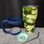 ชุดแก้วเยติ 30 ออนซ์ ลายพรางทหาร สีเขียว