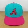 New Era MLB ทีม Atlanta Braves ฟรีไซส์ Snapback
