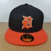 New Era MLB ทีม Detroit Tigers ไซส์ 7 1/2 ( 59.6cm )