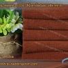 ผ้าขนหนูเช็ดตัวไซส์ฝรั่ง 30″ x 60″ 16 ปอนด์ สีน้ำตาลไหม้