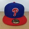 New Era MLB ทีม Philladelphia Phille ไซส์ 7 1/4 แต่วัดได้ ( 58.5cm )