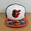 New Era MLB ทีม Baltimore Orioles 59Fiffty 🎃ไซส์ 7 แต่วัดได้ ( 56.5cm )