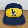 MLB Korea ทีม LA Dodgers ทรง5Panel ฟรีไซส์