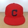 New Era MLB ทีม Cleveland Indians ไซส์ 7 5/8 ( 60.6cm )