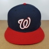 New Era MLB ทีม Washington Nationals ไซส์ 8 ( 63.5cm )